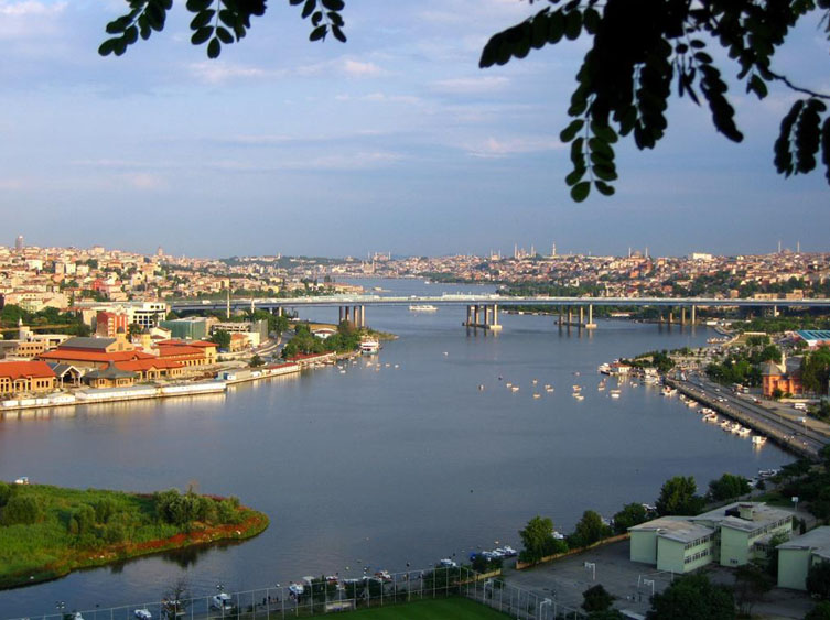 City Tour around the Golden Horn