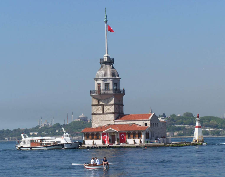 Bosphorus Cruise and Maidens Tower