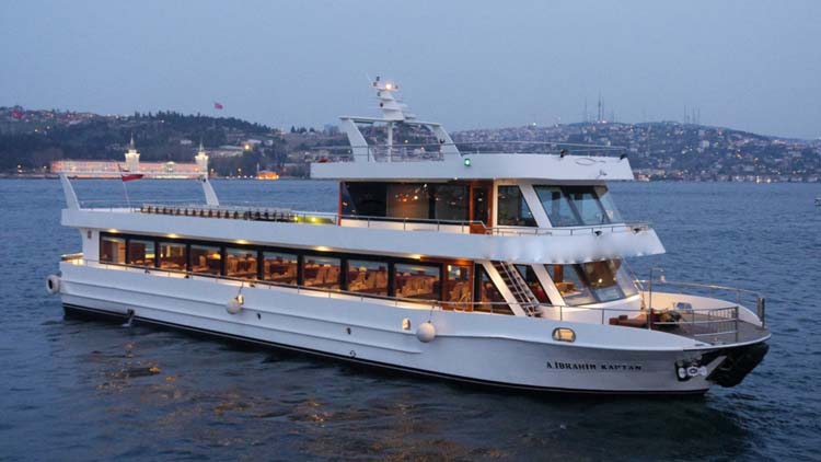 Luxury Bosphorus Cruise